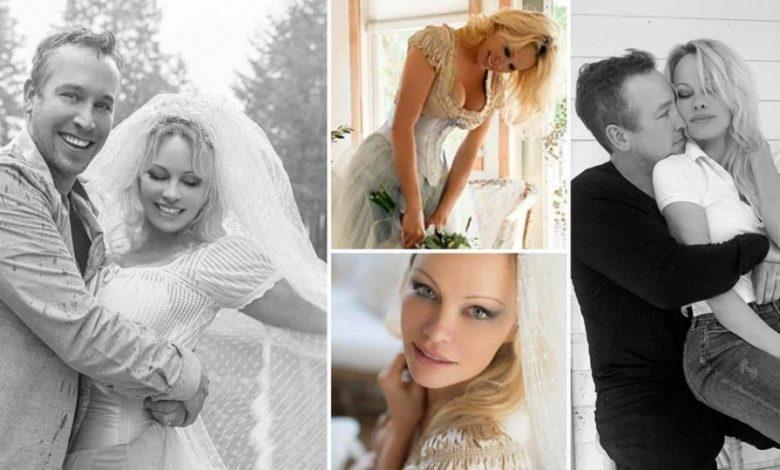 Actriz Pamela Anderson se casa con su guardaespalda Dan Hayhurst; este es  su ultimo matrimonia con tan solo un año de haberse divorciado – Periódico  Sin Cortapisa